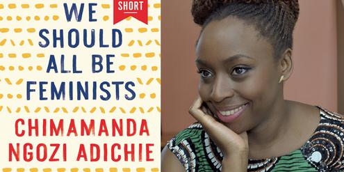 Bücher von Autorinnen wie Chimamanda Ngozi Adichie sind billiger als Bücher von Autoren.