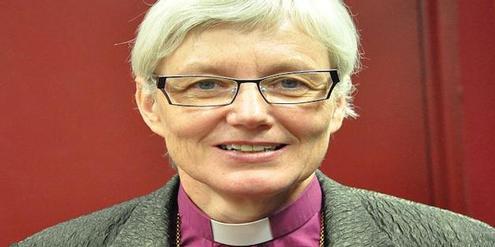 Erzbischöfin Antje Jackélen: «Gott ist mit unseren Geschlechterbestimmungen nicht zu erfassen.»