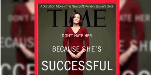 Facebook-Geschäftsführerin Sheryl Sandberg kritisiert Geschlechterklischees öffentlich.