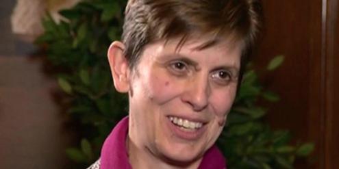 Libby Lane ist Bischöfin in England und damit ein Dorn im Auge konservativer Anglikaner.