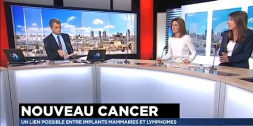 In den französischen Medien hat der Krebsverdacht grosses Echo ausgelöst.