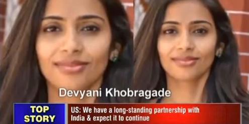 Devyani Khobragade soll ihre Hausangestellt ausgebeutet haben.