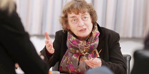 Dagmar Freudenberg vom Opferschutz sieht Reformbedarf im Vollzug und nicht im Recht.