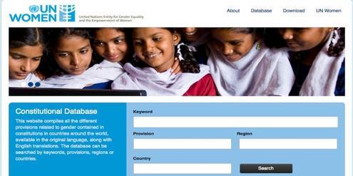 Online-Zugriff auf rechtliche Bestimmungen von 195 Nationen