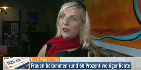 Cornelia Spachtholz, Vorstandsvorsitzende des Verbandes berufstätiger Mütter.