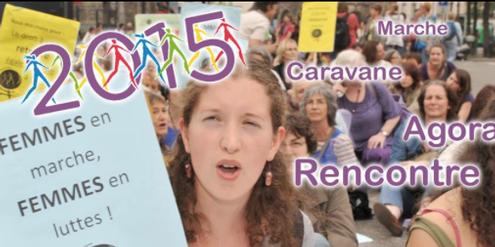 Der Weltfrauenmarsch soll auch in diesem Jahr Aktivistinnen vernetzen.