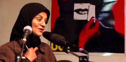 Shahla Sherkat, Herausgeberin der Zeitschrift «Zanan-e Emrooz».