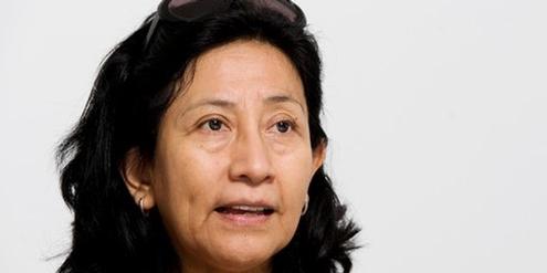 Leiterin Jael Bueno will das Frauenhaus Aargau-Solothurn öffentlich zugänglich machen.