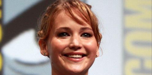 Schauspielerin Jennifer Lawrence: Ein Hacker klaute Nacktbilder und veröffentlichte sie im Internet.