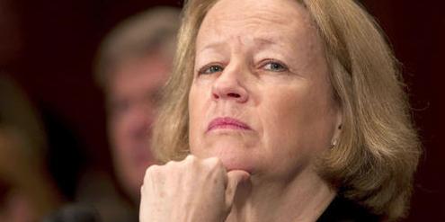 Mary Schapiro wurde in der Krise Chefin der US-Börsenaufsicht SEC.
