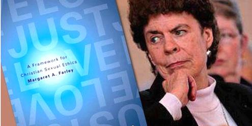 «Just Love» von Margaret A. Farley (rechts) wurde nach der Vatikan-Rüge in den USA zum Bestseller.