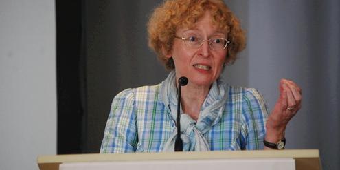 Die deutsche Theologin Marianne Schlosser ist neu in der theologischen Kommission.