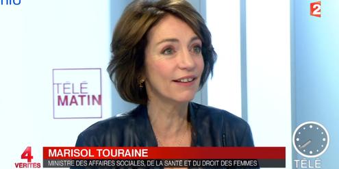 Die französische Frauenministerin Marisol Touraine will Freier kriminalisieren.