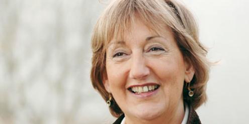 Regula Zweifel, Geschäftsführerin des Vereins 2020, plant für 2018 eine nationale Frauenausstellung.