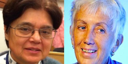 Carmen Sammut (links) und Lucetta Scaraffia (links) kritisieren die Geringschätzung der Frauen.