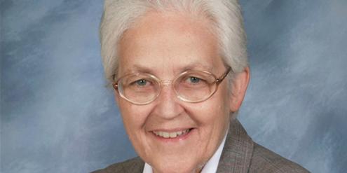 LCWR-Präsidentin Sharon Holland ist die Aufpasser aus dem Vatikan losgeworden.
