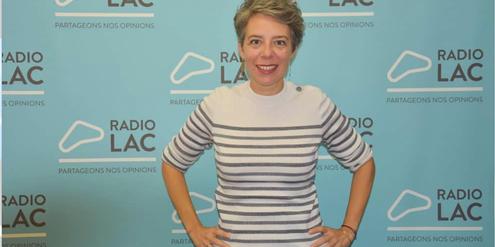 Sandrine Salerno will den Frauensport besser unterstützen.