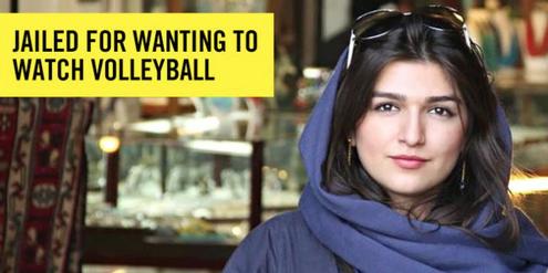 Die Haftstrafe für Ghontscheh Ghawami hat die internationalen Sportverbände wachgerüttelt.
