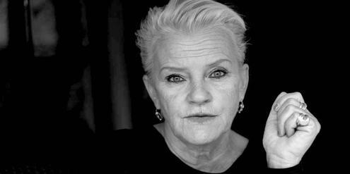 Cornelia Kazis: «Ich war auch witwenblind.»