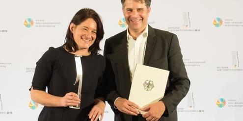 Birte Meier hat 2015 den Wirtschaftsfilmpreis des Bundeswirtschaftsministeriums erhalten.