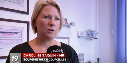 Caroline Taquin fordert, dass aus dem Frauentag ein Frauenrechtstag wird.