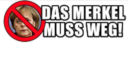 «Das Merkel» verhöhnt die mächtigste Frau Europas.