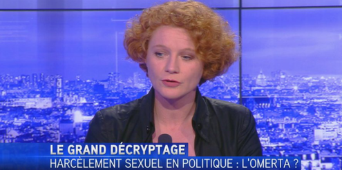 Kommunalpolitikerin Elen Debost hat als Erste Denis Baupin vorgeworfen, sie belästigt zu haben.
