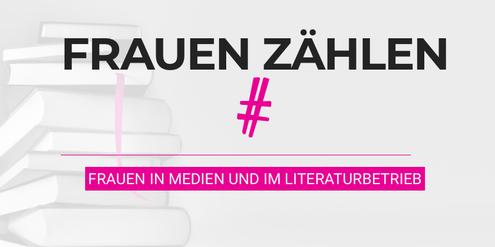 Frauen sind in den Jahresprogrammen grosser deutschsprachiger Verlage untervertreten.