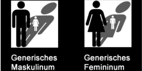 Auf duden.de verschwindet das generische Maskulinum bei Personenbezeichnungen.
