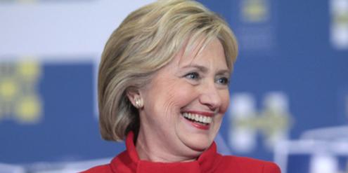 Ein einflussreicher Kolumnist warf bereits 1996 Hillary Clinton vor zu lügen.