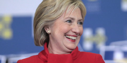 Traditionell denkende Männer lehnen Hillary Clinton wegen ihres Geschlechtes ab.