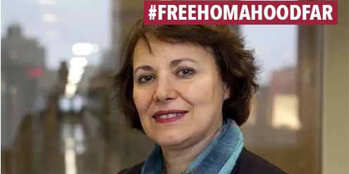 Intellektuelle fordern mit einer Petition, Professorin Homa Hoodfar sofort frei zu lassen.