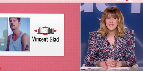 In Frankreich mobbte Vincent Glad seine damalige Kollegin und heutige TV-Moderatorin Daphné Burki.