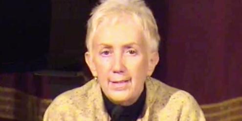 Lucetta Scaraffia, Ex-Chefredaktorin der vatikanischen Frauenzeitschrift.