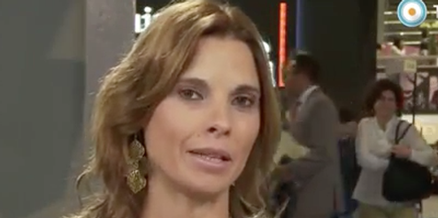 Mariana Carbajal: «Wir Frauen müssen aufstehen gegen Frauenmorde.»