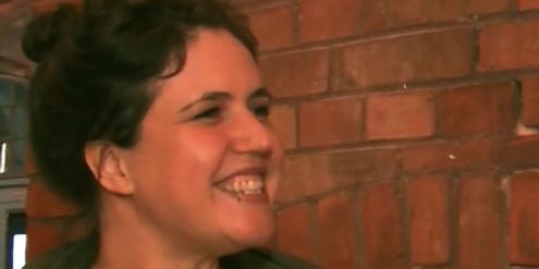 Marie Meimberg kritisiert den Sexismus auf YouTube.