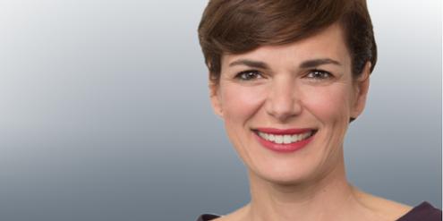 Pamela Rendi-Wagner ist die erste SPÖ-Parteichefin.