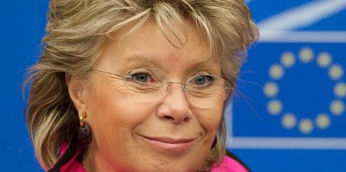 Viviane Reding, frühere EU-Justizkommissarin, hatte eine 40-Prozent-Frauenquote vorgeschlagen.