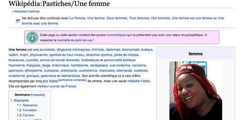 «Eine Frau» hat keinen Vor- und Nachnamen, viele Berufe und viele Nationalitäten.