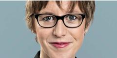 Barbara Gysel (SP) kandidiert im Kanton Zug für einen Sitz in der Kantonsregierung.