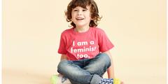 Umstrittener Slogan auf T-Shirt für Jungs: «Ich bin auch ein Feminist.»