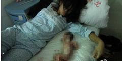 Zwangsabtreibungen – hier im 7. Monat – wird es laut Sheng Keyi in China weiterhin geben.