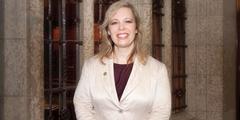 Die konservative Senatorin Denise Batters begrüsst die Bestrafung der Freier in Kanada.