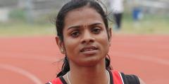 Sprinterin Dutee Chand darf wieder an allen Wettkämpfen teilnehmen.