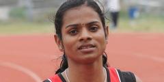 Sprinterin Dutee Chand will wieder an allen Wettkämpfen teilnehmen.