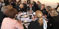 «Professional Boards Forum» in Grossbritannien.