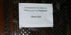 Islam-Frauen-Pariser-Moschee-Gebetsraum