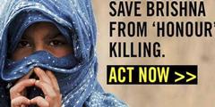 Amnesty hat – hier in Australien –die Vergewaltigung der Zehnjährigen weltweit bekannt gemacht.