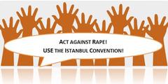 Aufruf der «Europeans Women's Lobby» (EWL), die Konvention umzusetzen.
