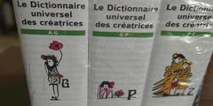Das «Lexikon der Schöpferinnen» hat drei Bände.